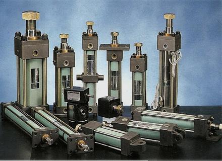 Standard hydraulic cylinder